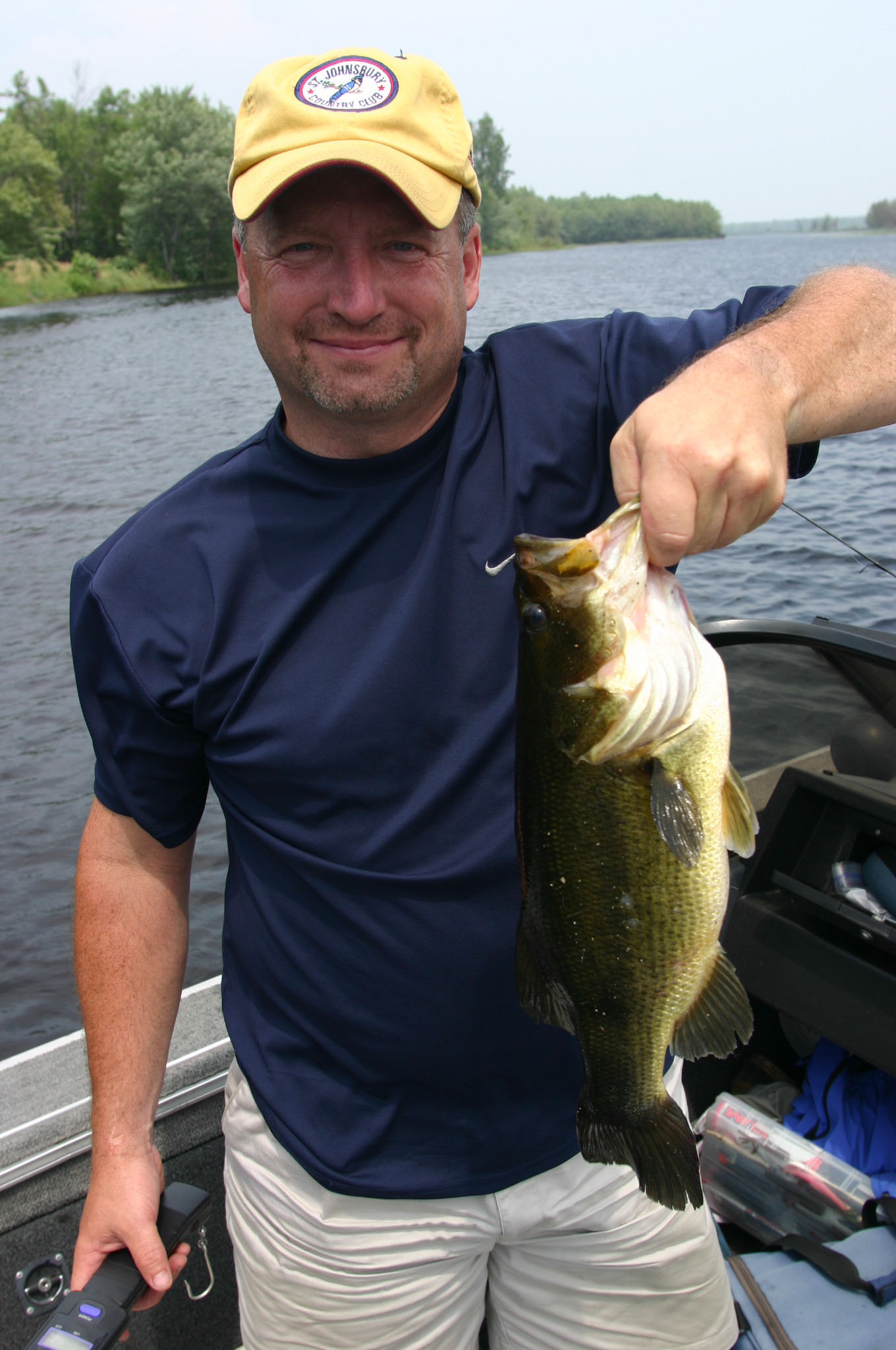 New hampshire vermont moose country guide service for Bass fishing nh